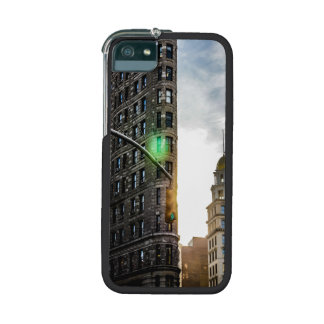 Flatiron Building in New York City Case For iPhone 5/5S