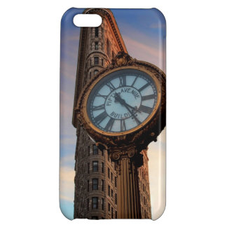 Flatiron Building in New York City iPhone 5C Case