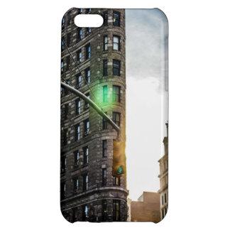 Flatiron Building in New York City iPhone 5C Cases