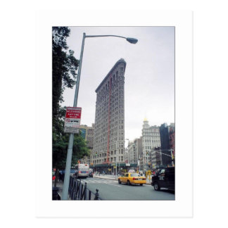 Flatiron Building & Madison Square Postcard