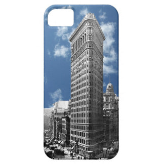 Flatiron Building Manhattan 1910 iPhone SE/5/5s Case