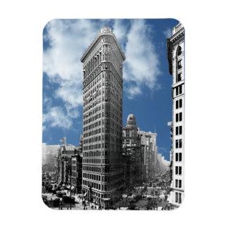 Flatiron Building Manhattan 1910 Rectangular Photo Magnet