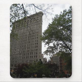 Flatiron Building, New York 2011 Mouse Pad