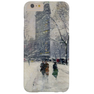 FLATIRON BUILDING NEW YORK CITY BARELY THERE iPhone 6 PLUS CASE