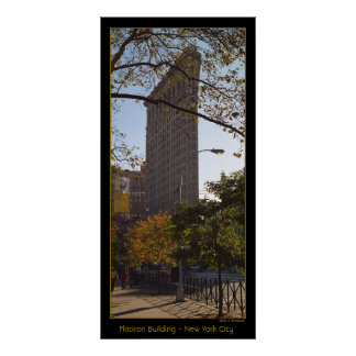 Flatiron Building - New York City Posters