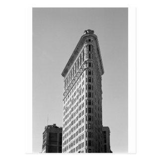 Flatiron building - New York Postcard