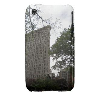 Flatiron Building NYC Blackberry Curve Case-Mate C Case-Mate iPhone 3 Case