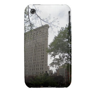 Flatiron Building, NYC Blackberry Curve Case-Mate  iPhone 3 Cover