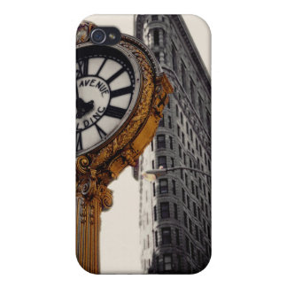 Flatiron Building, NYC-iphone 4/4S Covers For iPhone 4