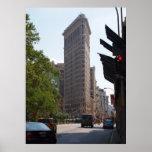 Flatiron Building, NYC Print
