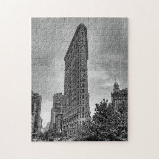 Flatiron Building, NYC Puzzle