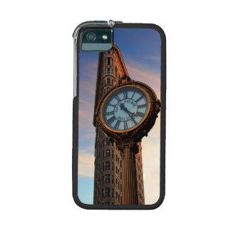 Flatiron Building Photo in NYC iPhone 5/5S Case