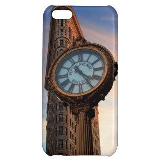 Flatiron Building Photo in NYC iPhone 5C Case