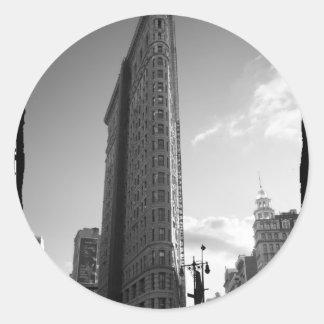 Flatiron Building Photo Sticker