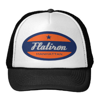 Flatiron Trucker Hat