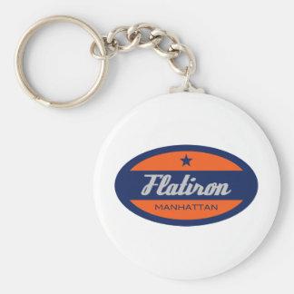 Flatiron Keychains
