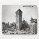 Flatiron Mousepad 1903 Tapete De Ratones
