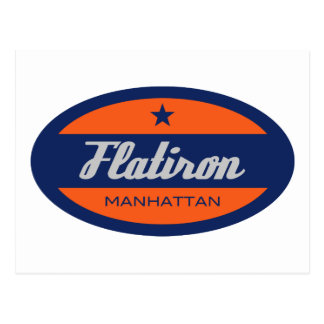 Flatiron Postcard