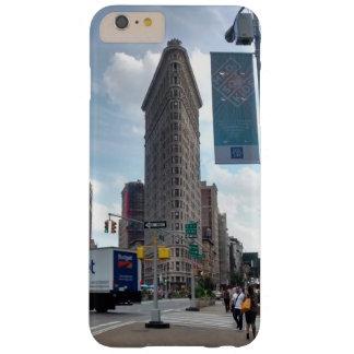Flatiron que construye la caja de NYC IPhone 6/6s Funda De iPhone 6 Plus Barely There
