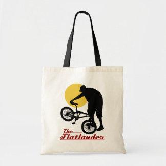 Flatlander BMX Tote Bag