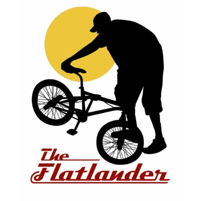 Flatlander BMX tee shirts $ 22.75