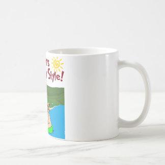 Flatlanders Cramp My Style Coffee Mug