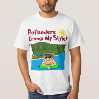 Flatlanders Cramp My Style T-Shirt