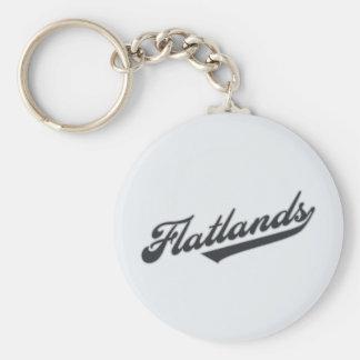 Flatlands Llaveros Personalizados