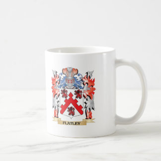 Flatley Coat of Arms - Family Crest Coffee Mug