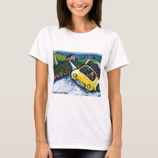 Flatties go for summer drive T-Shirt