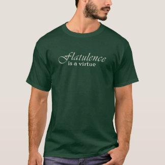 Flatulence is a Virtue T-Shirt