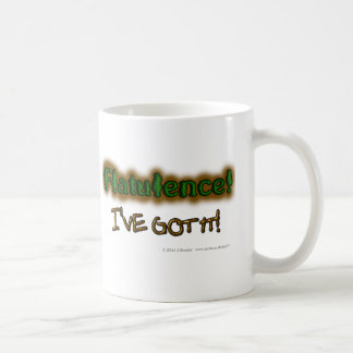 Flatulence! I've got it! Coffee Mug