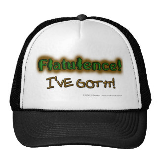 Flatulence! I've got it! Trucker Hat