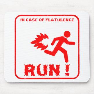 Flatulence Mouse Pad