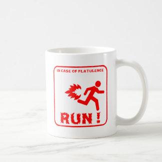 Flatulence Coffee Mug