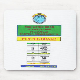 FLATUS SCALE MOUSE PADS