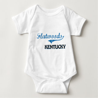 Flatwoods Kentucky City Classic T-shirts