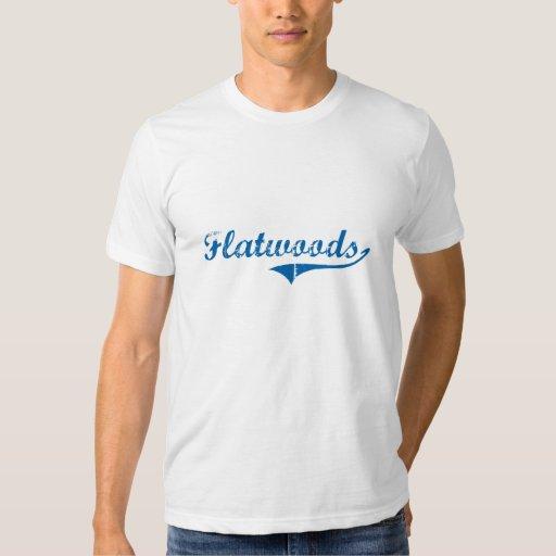 Flatwoods Kentucky Classic Design T Shirts