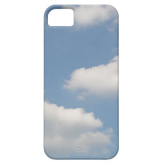 Flaumiger Kumulus-Wolken iPhone 5 Fall iPhone 5 Covers