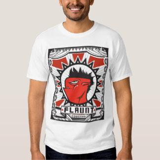 Flaunt. T-shirt