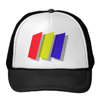 Flaunt your colours in style with this hat