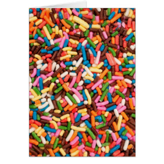 Flaunt your Sprinkles ! Card