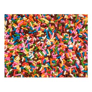 Flaunt your Sprinkles ! Postcard
