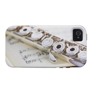 Flauta 2 iPhone 4 carcasa