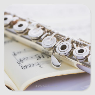 Flauta 2 colcomanias cuadradases
