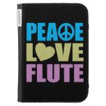 Flauta del amor de la paz