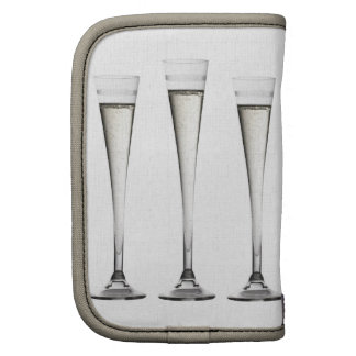 Flautas de champán planificador