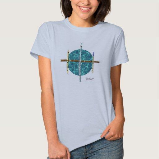 flautas tee shirt