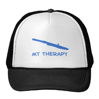 Flautín mis diseños de la terapia gorra