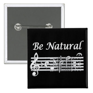 Flautists Know How to Be Natural Buttons